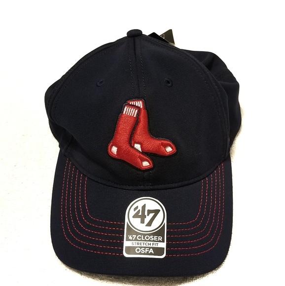 Boston Red Sox baseball hat. NWT. 47 1ed50390cbfa